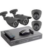 Комплекты видеонаблюдения. Купить комплект видеонаблюдения в Киеве.