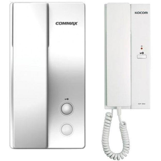 Проводные и беспроводные аудиодомофоны