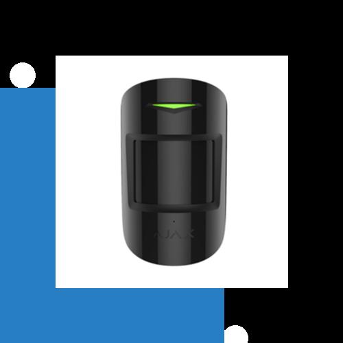 Монтаж беспроводных датчиков сигнализации