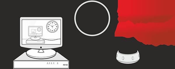 Регистраторы AHD - высокое цифровое разрешение